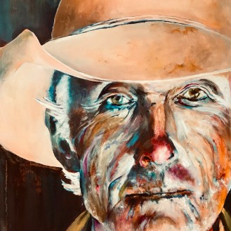 Warner, 30x40 Oil on Canvas
